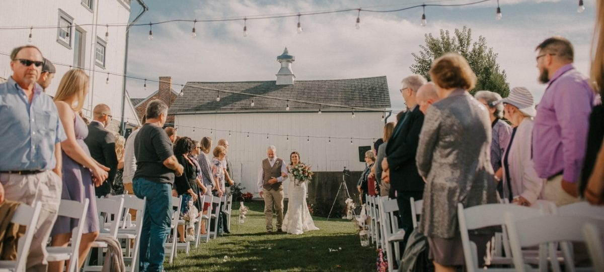 5 Questions to Ask When Choosing a Wedding Venue